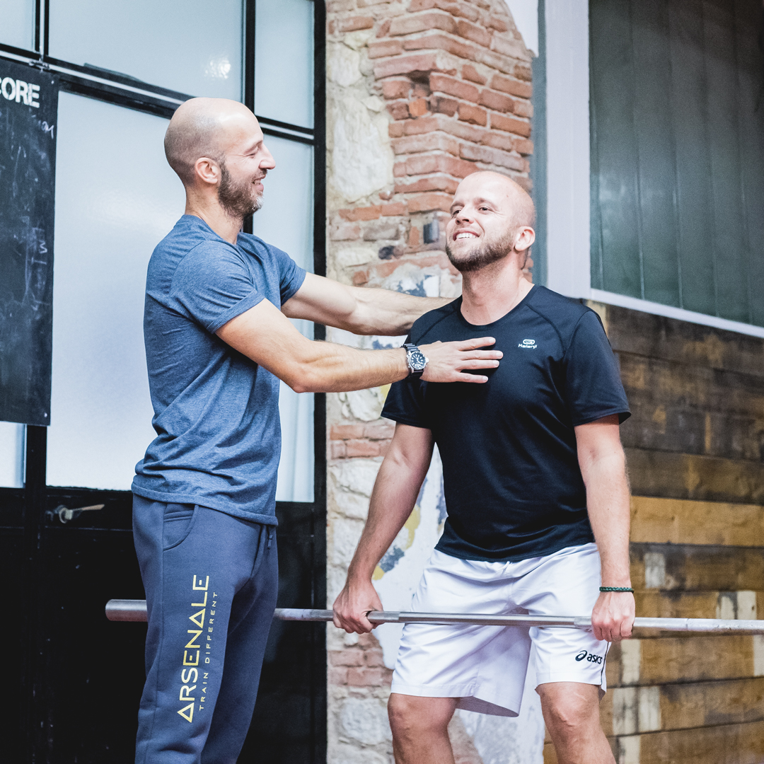 personal trainer vicenza